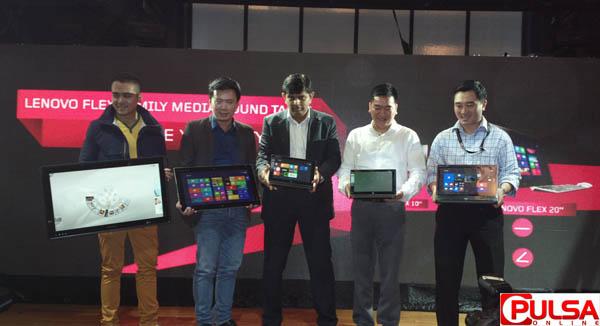 Lenovo Ramaikan Pasar PC Tanah Air dengan Produk Multimode Terbaru