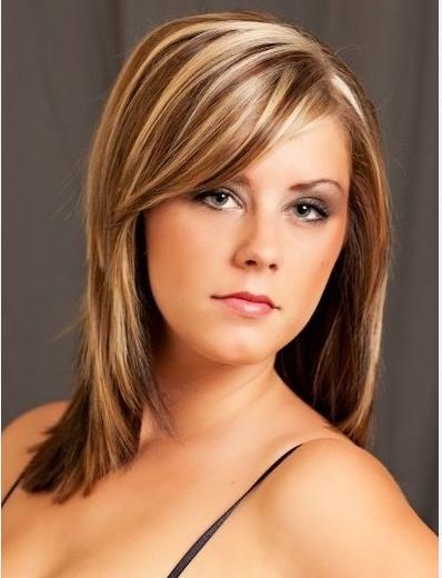 highlight hair styles