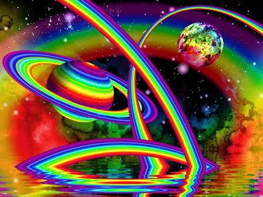psychdelic planet