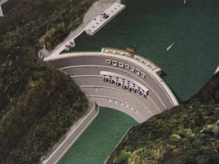 Jinping-I Hydroelectric Power Plant