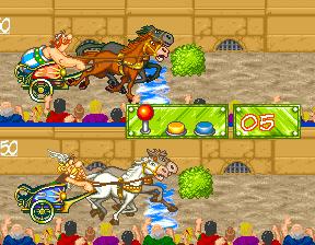 asterix arcade game portable