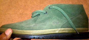 Classic Bally (Parnell).......Olive Green suade calf