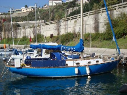 Cygnus Yacht - Hinckley Chilean Pilot 35 - Yate Cygnus