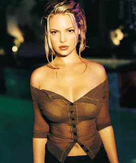 Katherine Heigl Fashion