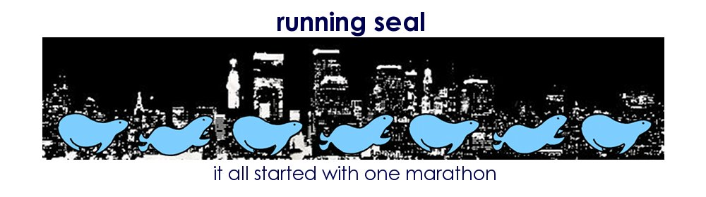 running seal