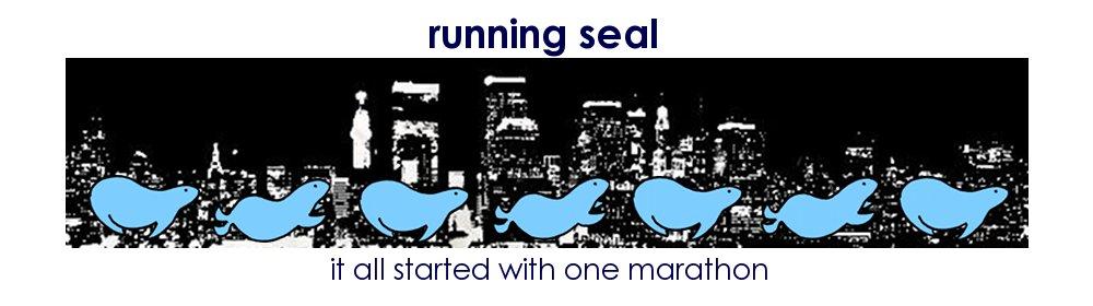running seal