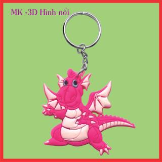 Móc khóa 3D