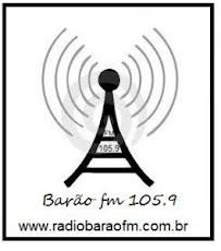 Ouça a Rádio Barão FM 105.9