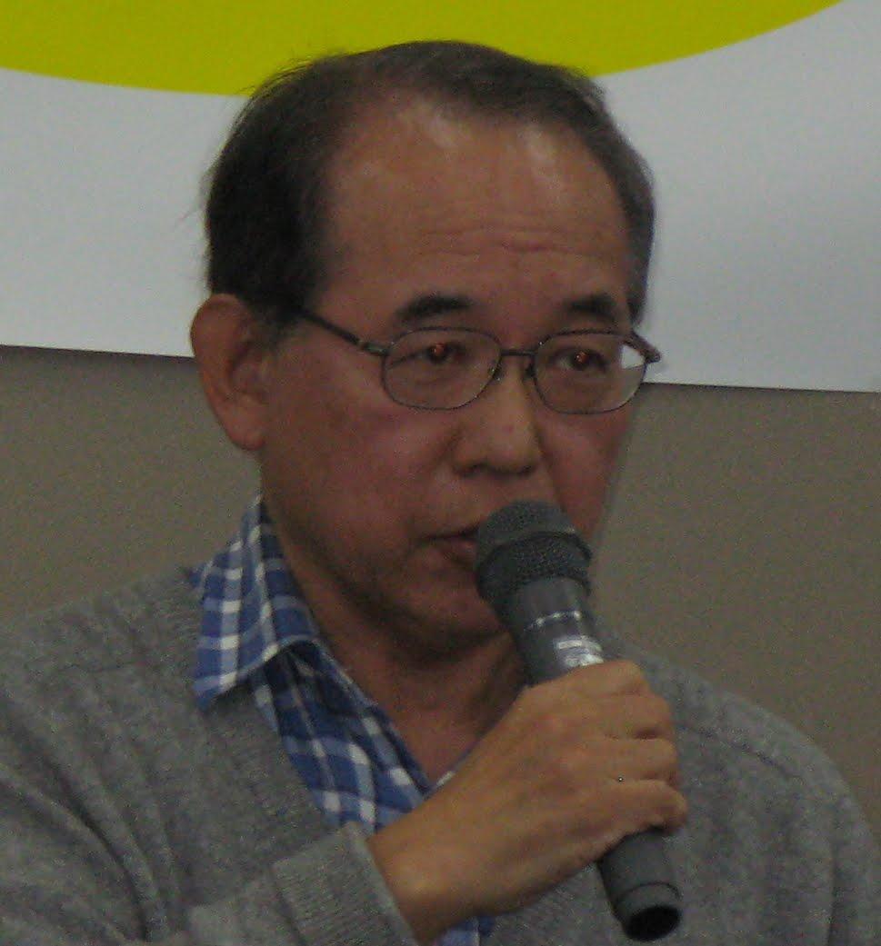総会発言、川和田博さん(北区革新懇)