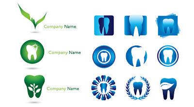 Logotipos para Clínicas Odontológicas