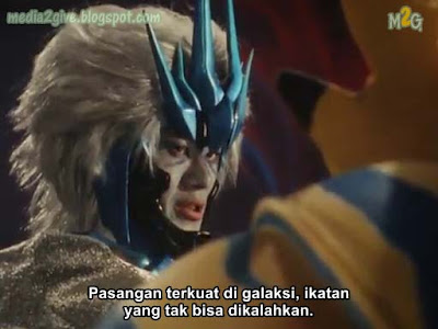 Download Chikyuu Sentai Fiveman Ep 3 Subtitle Indonesia