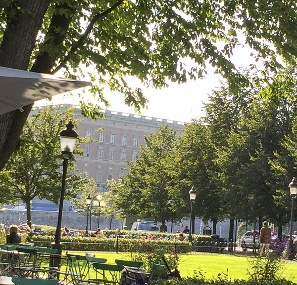 thehuset, kungsträdgården