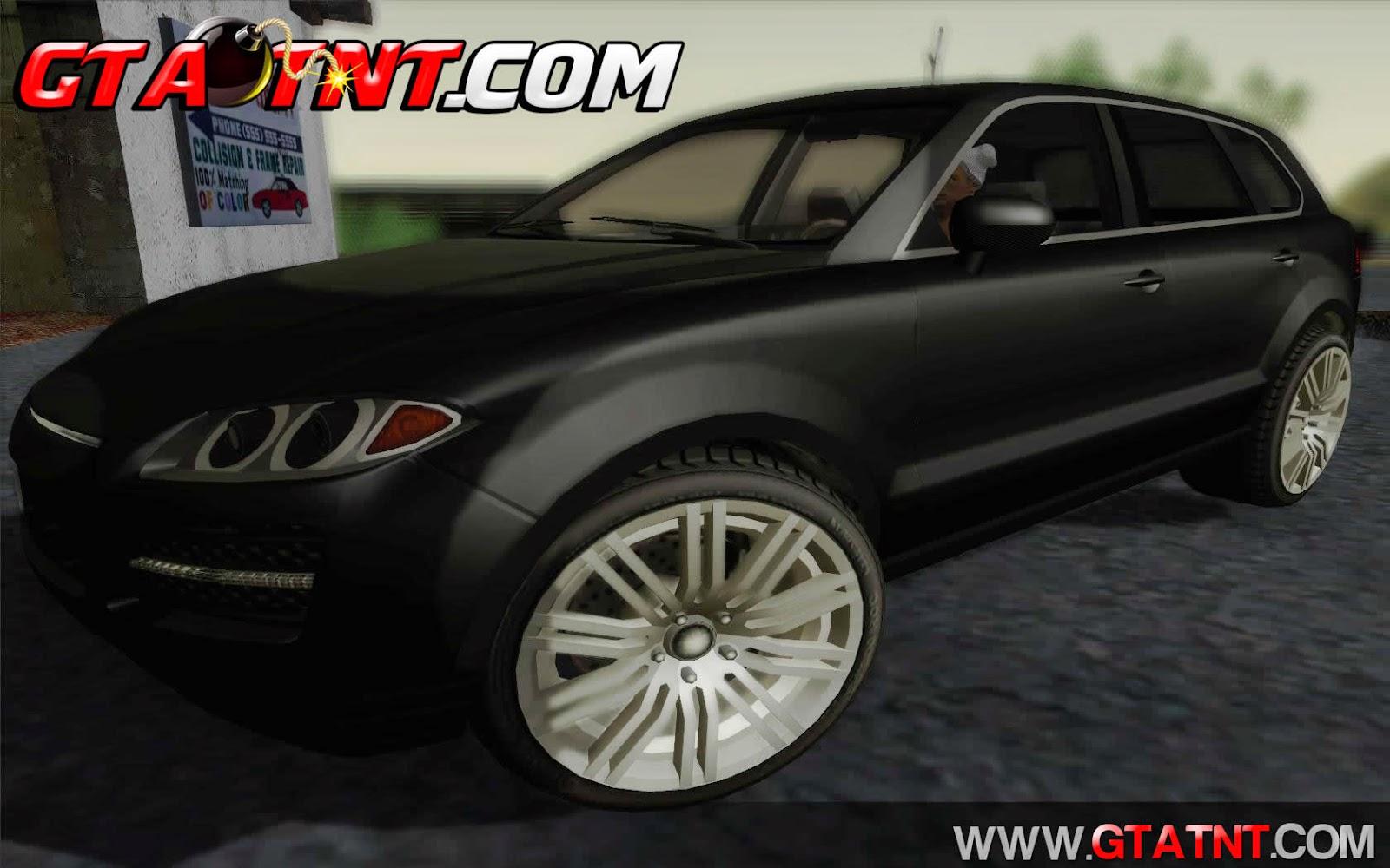 Obey Rocoto Convertido do GTA V para GTA San Andreas