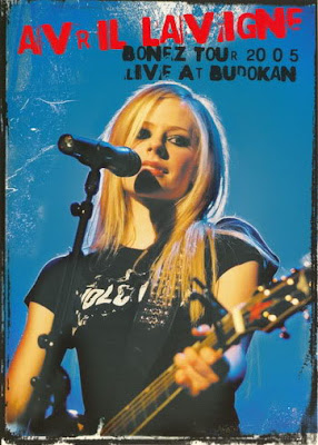 Download Show Avril Lavigne: Bonez Tour 2005: Live at Budokan
