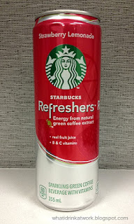 Does Starbucks Have An Energy Drink