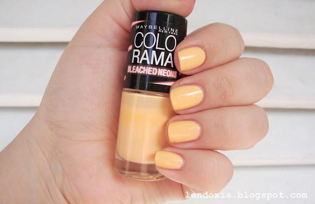maybelline 241 nail polish