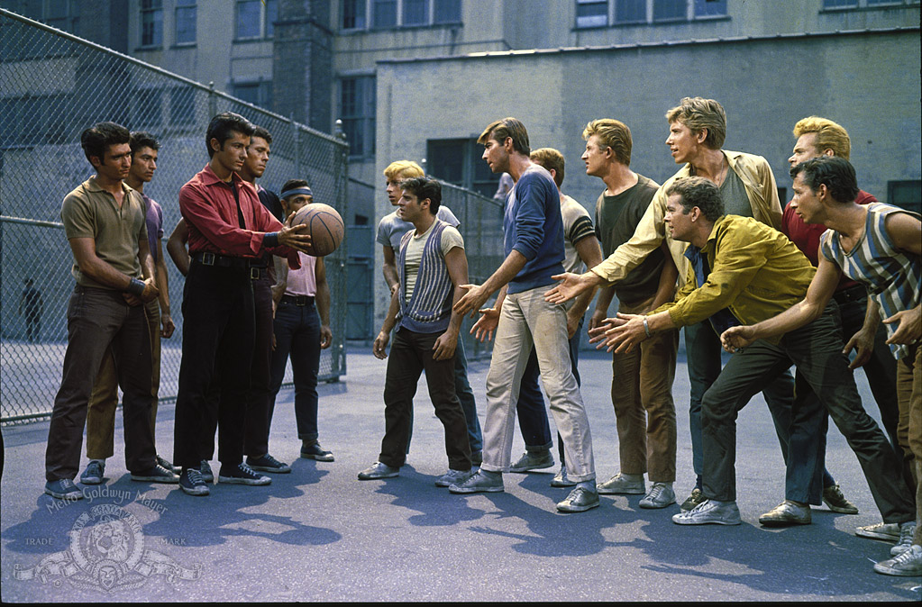 the s at wednesday west side story wednesday 18 1961 west side story