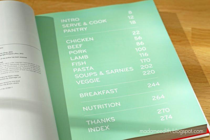 15 Minut W Kuchni Jamie Oliver Madame Edith