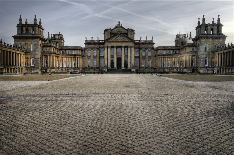 Blenheim palace is it national trust