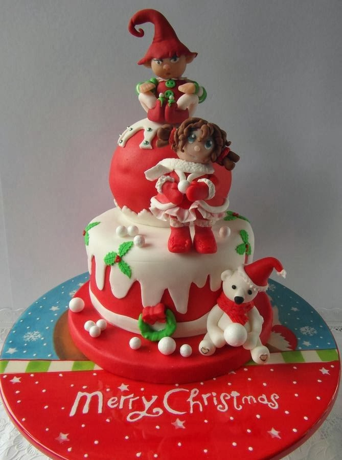 Christmas Cake Images Pinterest : Christmas 2015 Cake Recipes with Pictures Pinterest
