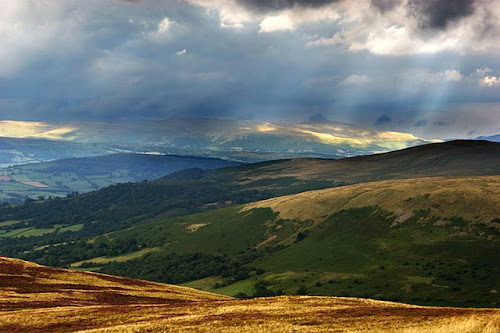 Brecon Beacons Hills