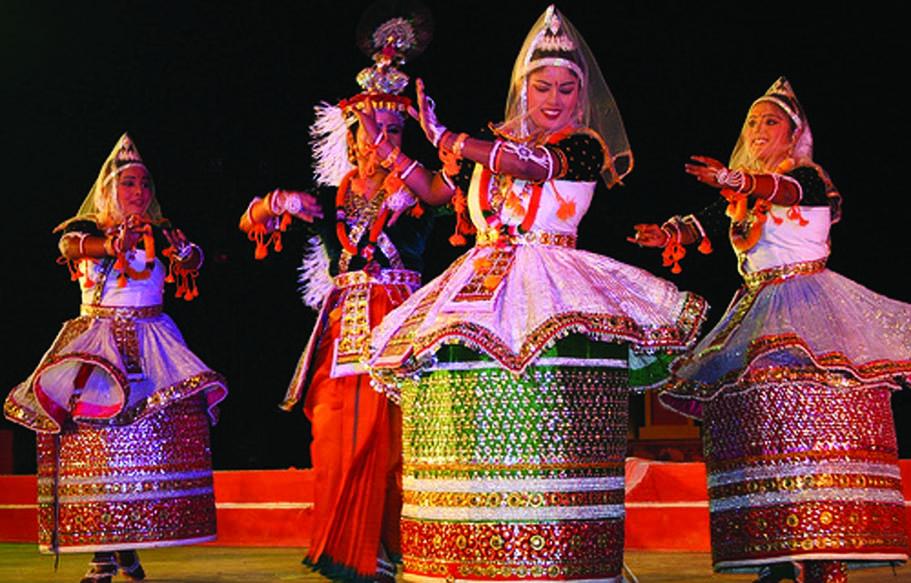 Manipuri Dance History - 0425