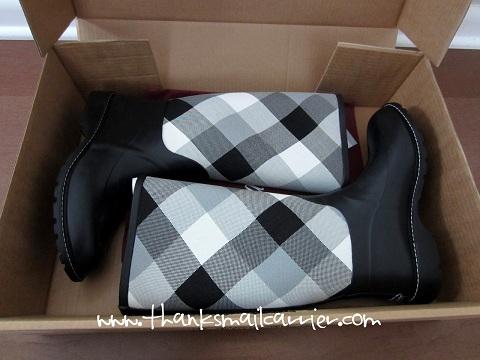 Maniera tweed boots