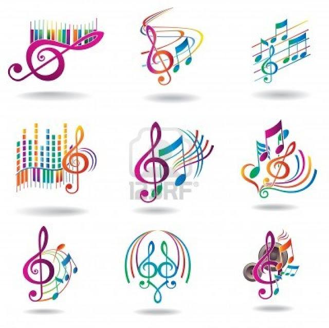 ... llenas-de-color-musica-conjunto-de-elementos-de-diseno-o-iconos-de-la