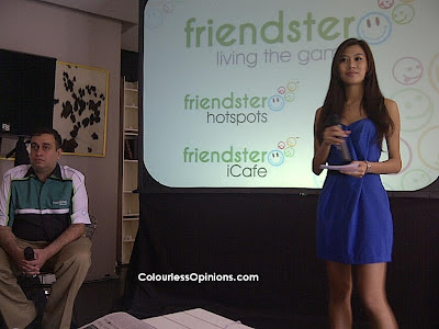 Friendster Relaunch Press Conference 2012 Malaysia