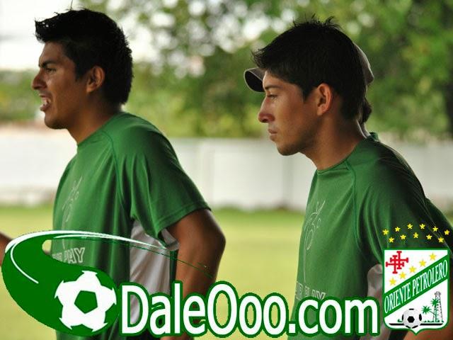 Oriente Petrolero - Luis Méndez - Pedro Azogue - DaleOoo.com sitio del Club Oriente Petrolero