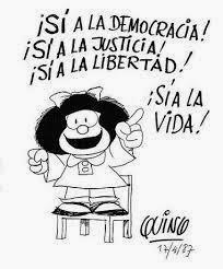 MAFALDA: JUSTICIA Y LIBERTAD