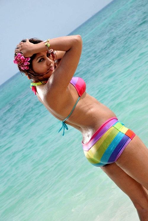 Mona Singh In Bikini