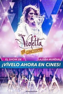 descargar Violetta en Concierto en Español Latino