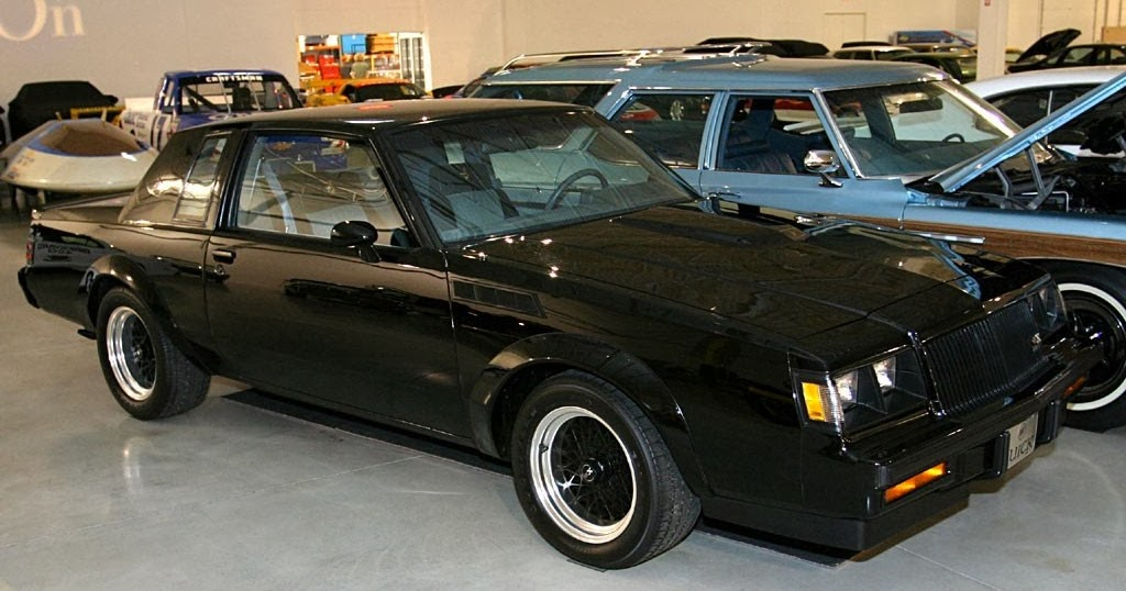 Buick Grand National Amp Gnx Wallpaper