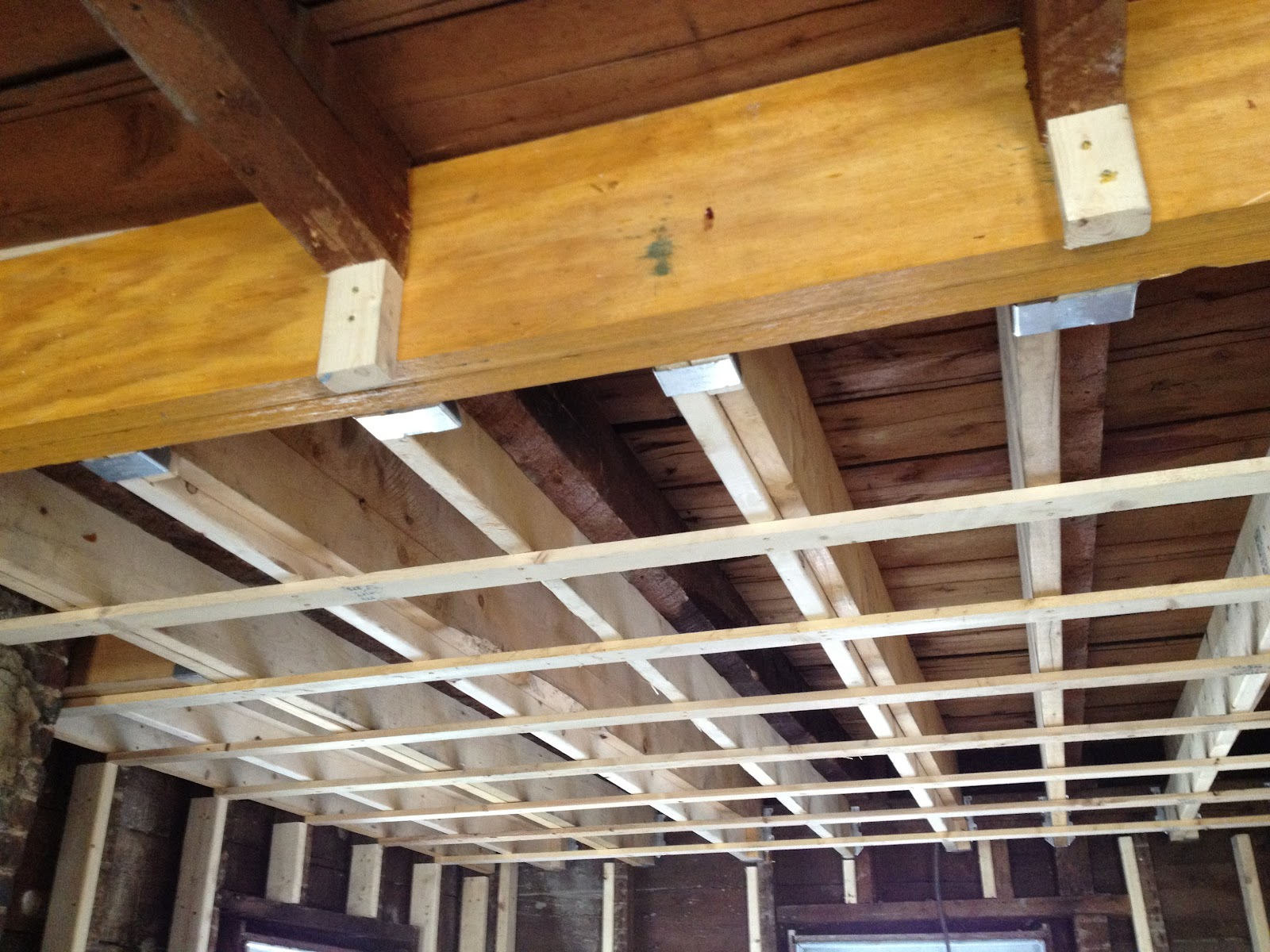 What the fisk august 2012 for Floor joist trusses
