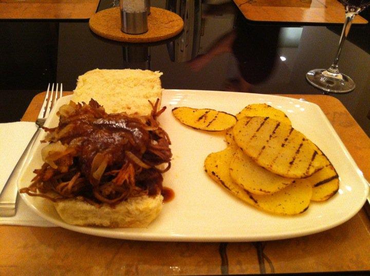 Grilled Salt And Vinegar Potatoes Recipe — Dishmaps