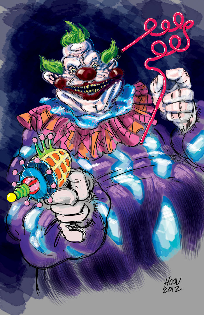 image gallery killer klowns 2