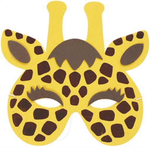 Mscaras Animales De Safari