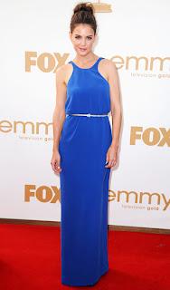 Katie Holmes (Calvin Klein Gown)