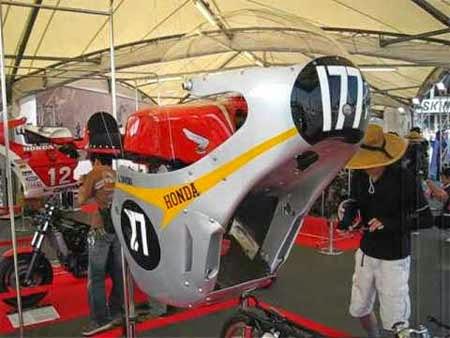 fairing Honda RC149