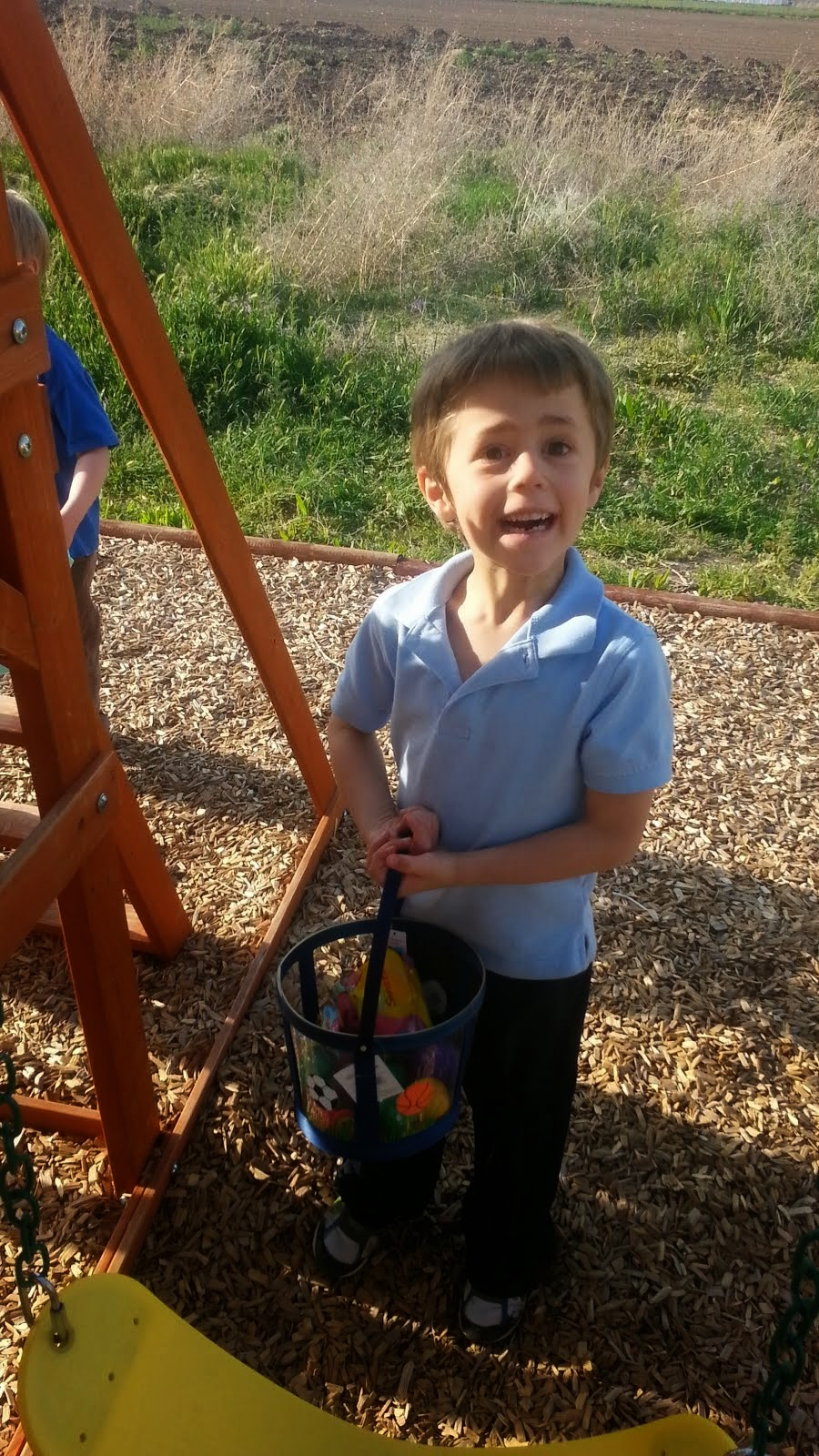 Samuel, age 6
