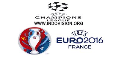 Paket Berlangganan Liga Champions & EURO 2016