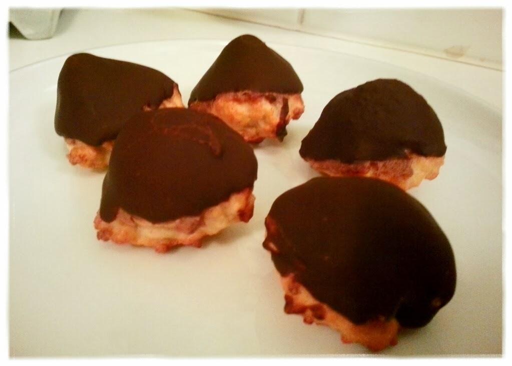 baka chokladbiskvier