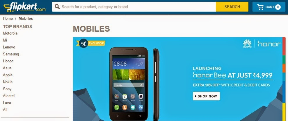 Buy Mobiles At Cheaper Rates Online