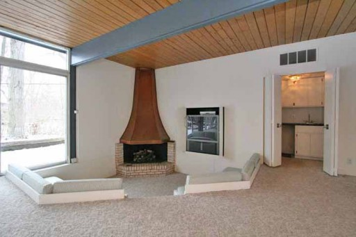 The Cottage Cheese Conversation Pit