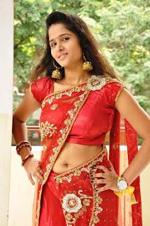 Actress Jayanthi  Saree Stills 008