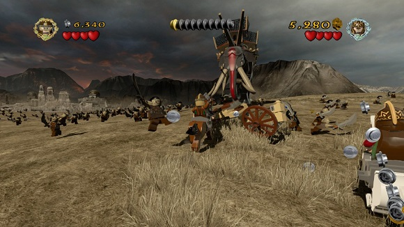 lego the lords of the rings pc screenshot gameplay www.ovagames.com 2 LEGO The Lord of the Rings RePack PC Game