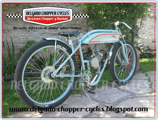 Replica harley boardtrack 1900 - DCC