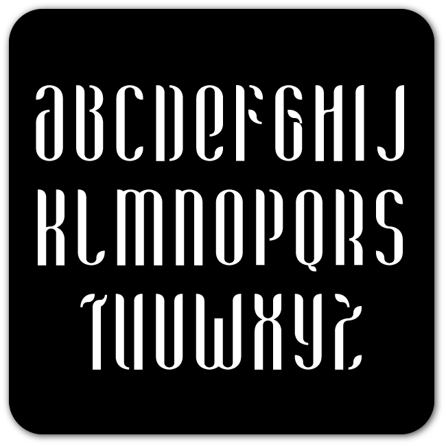 Font Friday Coco sample