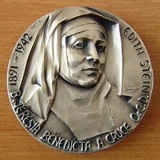 Santa Teresa Benedita da Cruz, Co-Patrona da Europa